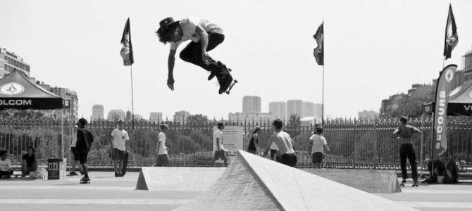 Le skateboard au service de la sûreté urbaine?