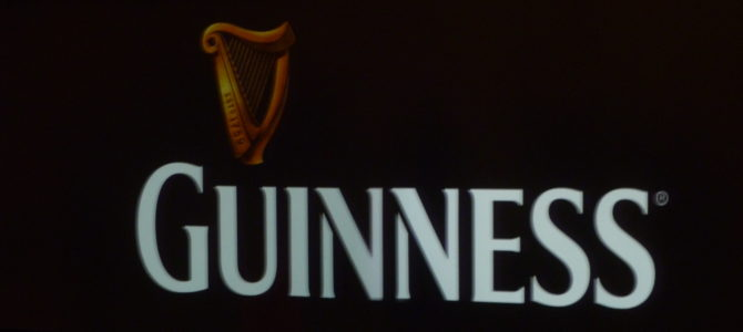 Did you say GUINNESS ?