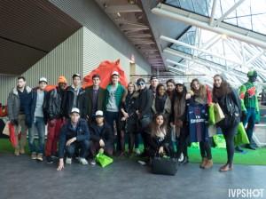 Sortie Hippodrome février 2017