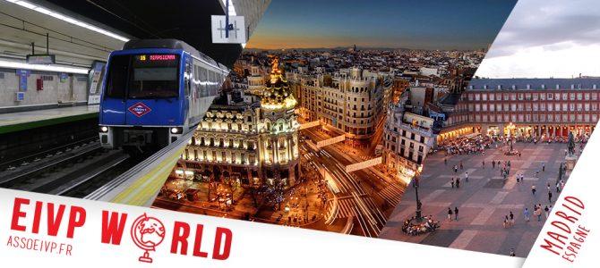 MADRID – Erwan DE CARNE et Benjamin HERNANDEZ