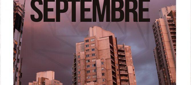 Art'list Septembre